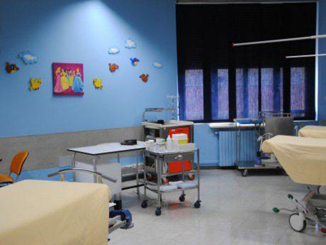 Centro Angiomi e Malformazioni Vascolari - Endoscopia Pediatrica