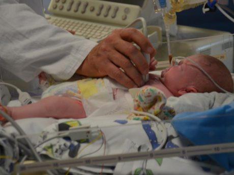 isola neonatale - ecografia